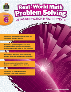 Real-World Math Problem Solving (Gr. 6)