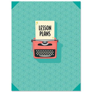YEAR-LONG LESSON PLAN BOOK (MCM)