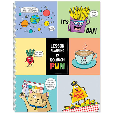 YEAR-LONG LESSON PLAN BOOK (SMP!)