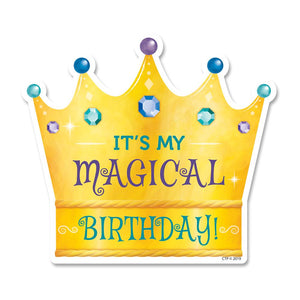 IT'S MY MAGICAL BIRTHDAY BADGES