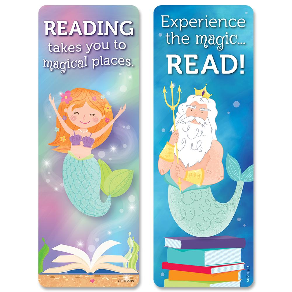 Mystical Magical Mermaid Tales Bookmarks