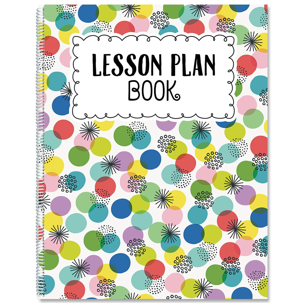 LESSON PLAN BOOK Color Pop