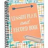 Confetti Splash LESSON PLAN BOOK