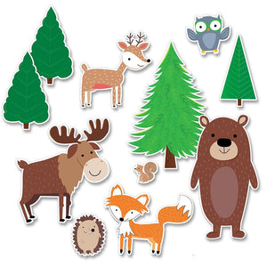 JUMBO WOODLAND FRIENDS BULLETIN BOARDS (WF)