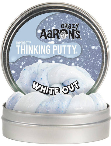Thinking Putty White Out