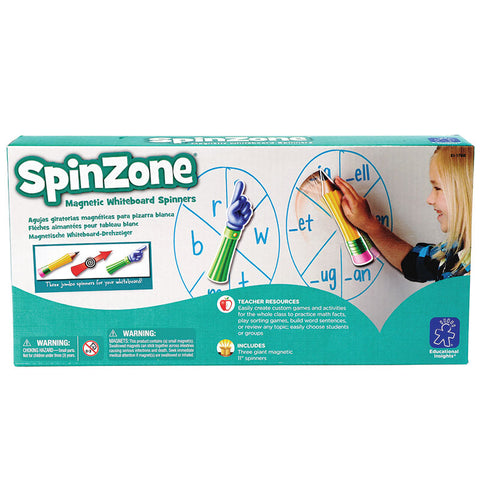 SPINZONE MAGNETIC WHITEBOARD