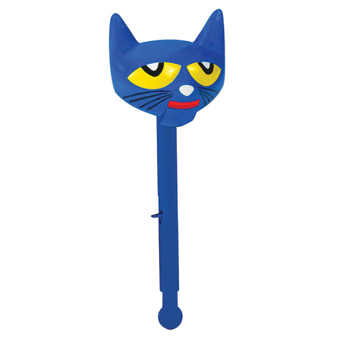 PETE THE CAT PUPPET ON A STICK
