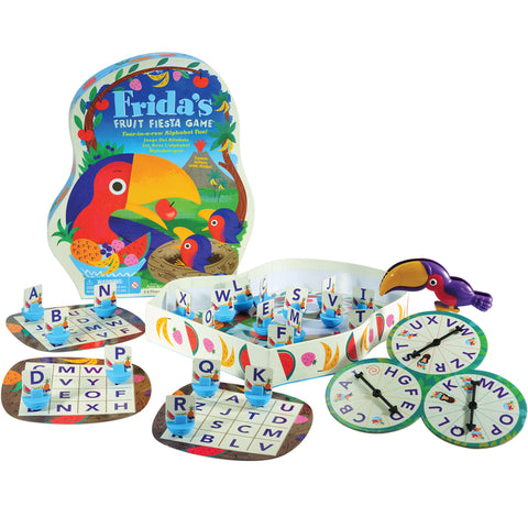 FRIDAS FRUIT FIESTA GAME
