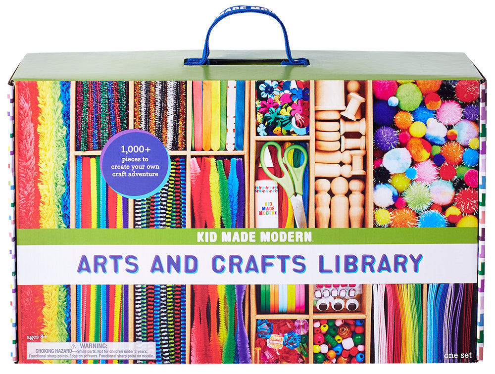 Arts and Crafts Library