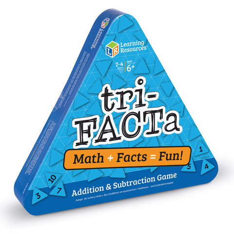 TRI FACTA  ADDITION AND SUBTRACTION