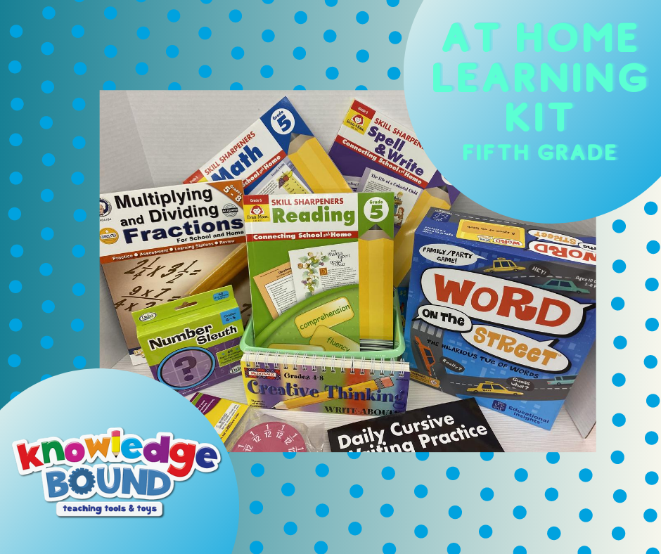 Fifth Grade Learning Kit