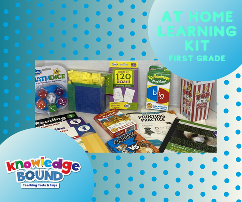 First Grade Learning Kit