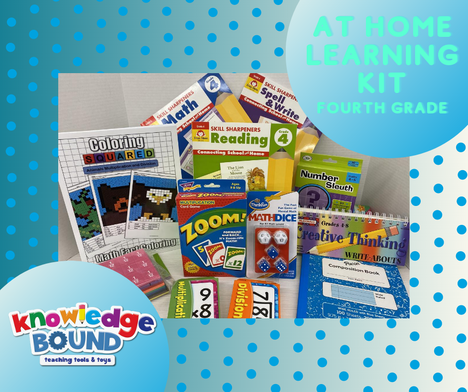 Fourth Grade Learning Kit