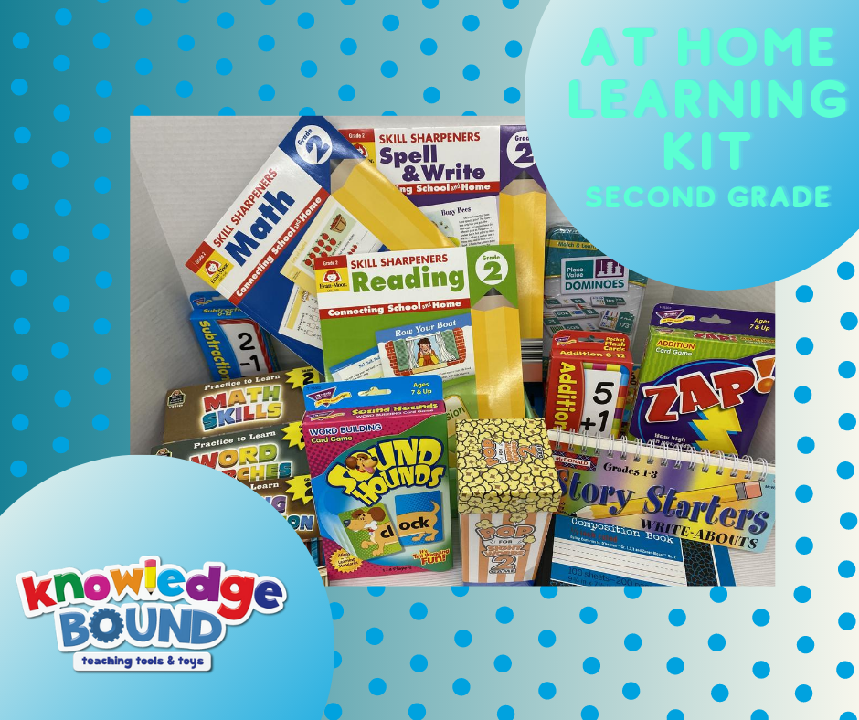 Second Grade Learning Kit