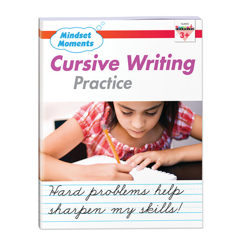 Mindset Moments Cursive Writing Practice, Grades 3+