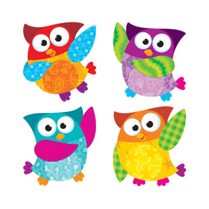 Owl-Stars!® Cut Outs & Accents