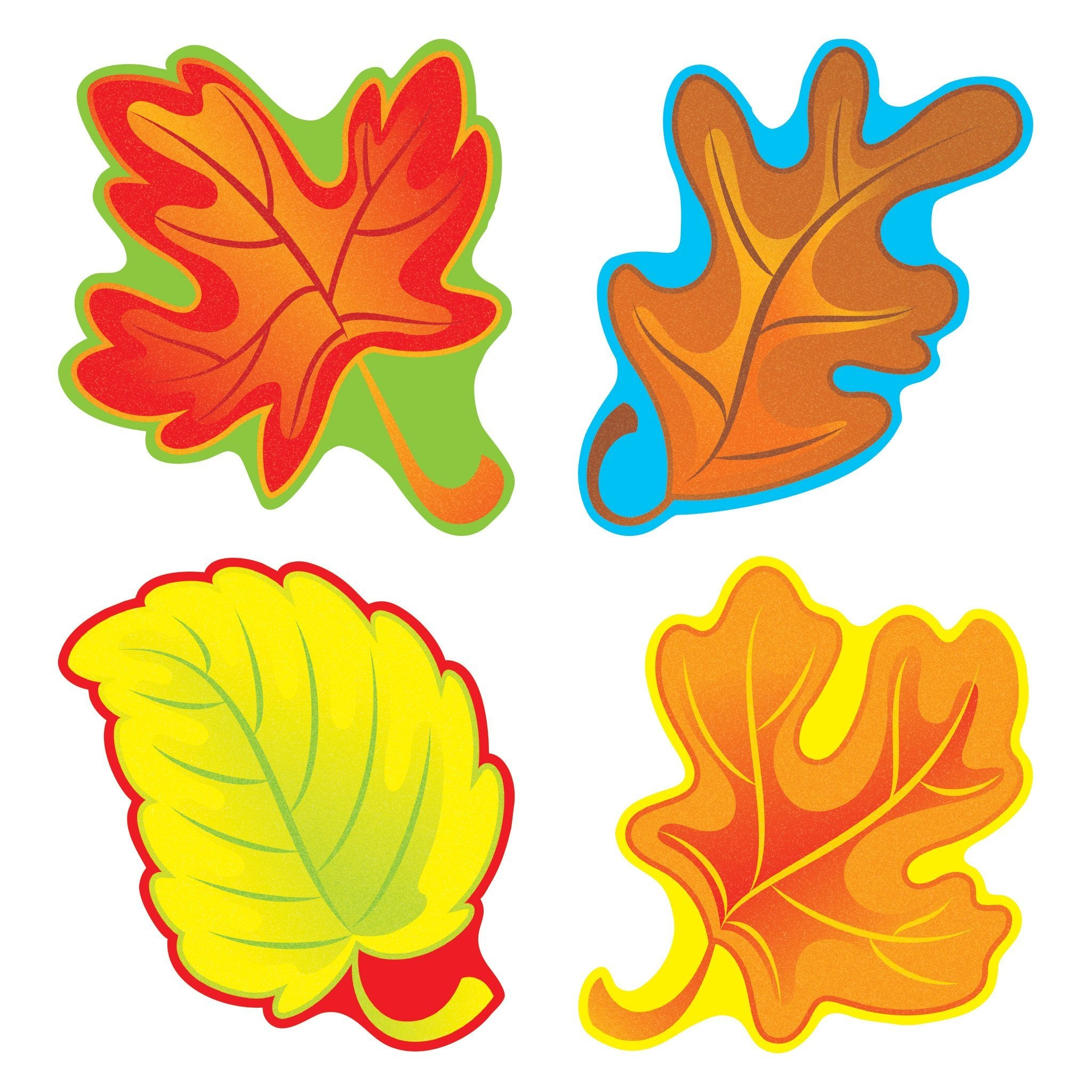 - Fall Leaves Cut Outs & Accents – KnowledgeBound