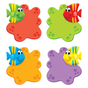 Sea Buddies™ School Fish Cut Outs & Accents Var. Pack