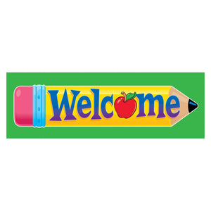 Welcome Pencil Bookmarks