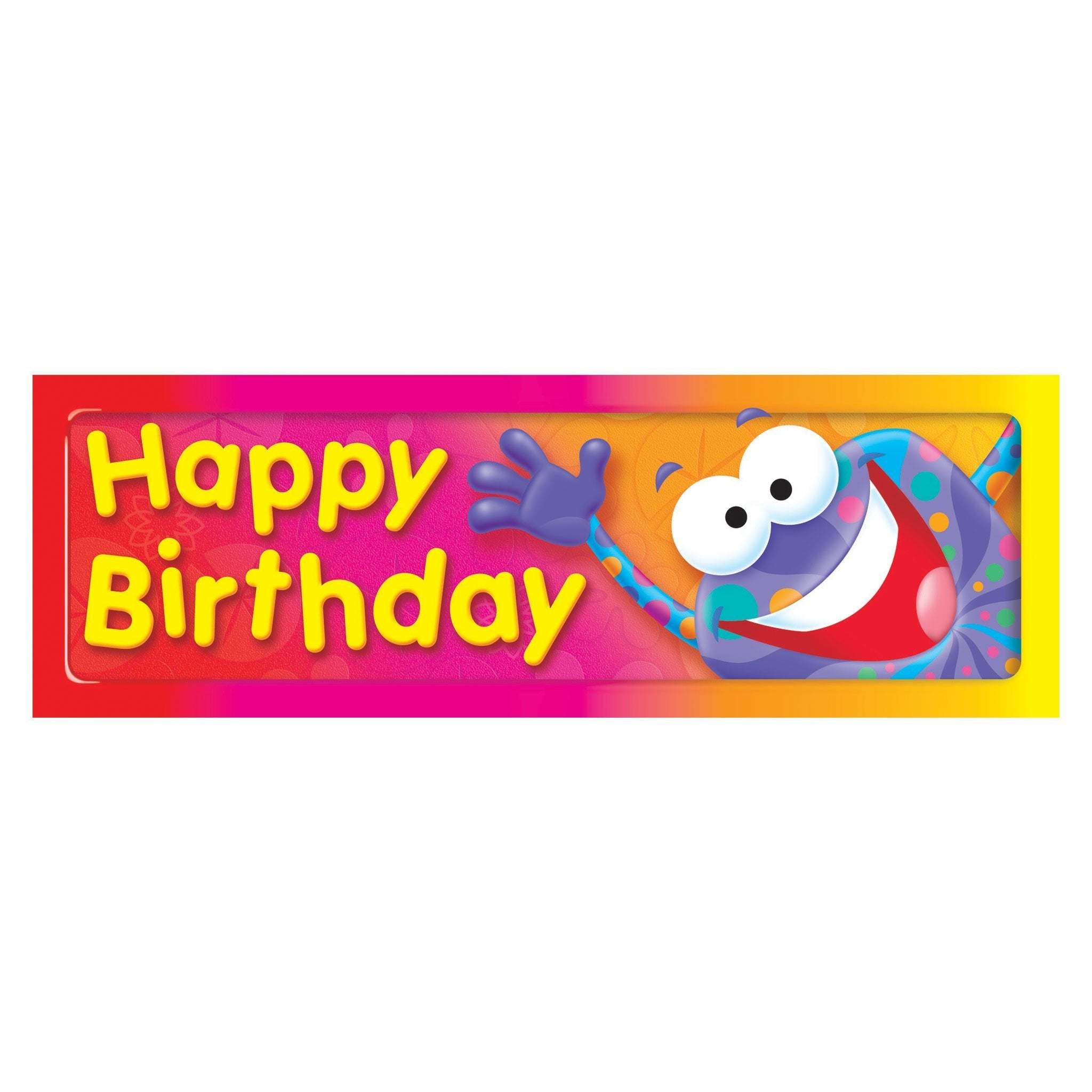 Happy Birthday Frog-tastic!® Bookmarks