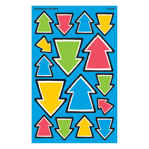 Awesome Arrows Stickers - Large