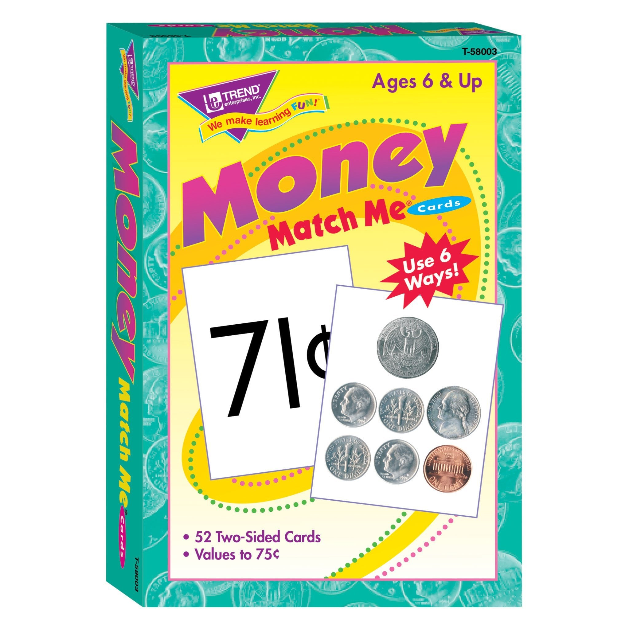 Money Match Me® Cards