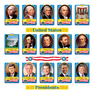 U.S. Presidents Bulletin Boards