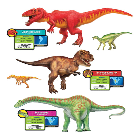 Discovering Dinosaurs® Bulletin Boards