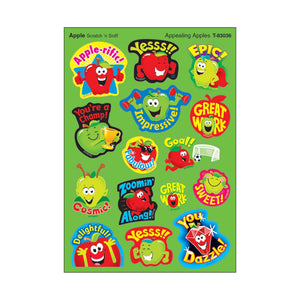 Appealing Apples/Apple Mixed Shapes Stinky Stickers®