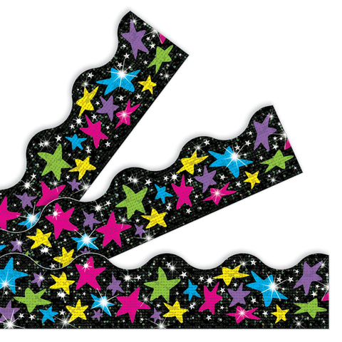 Stars Sparkle Plus Borders & Trimmers