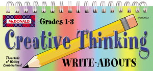 Creative Thinking Write-Abouts (Gr. 1_3)