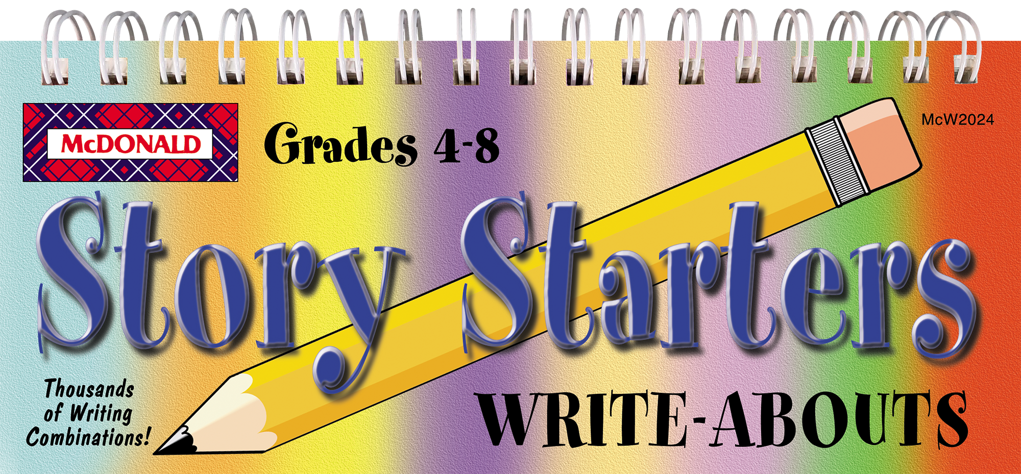 Story Starters Write-Abouts (Gr. 4_8)