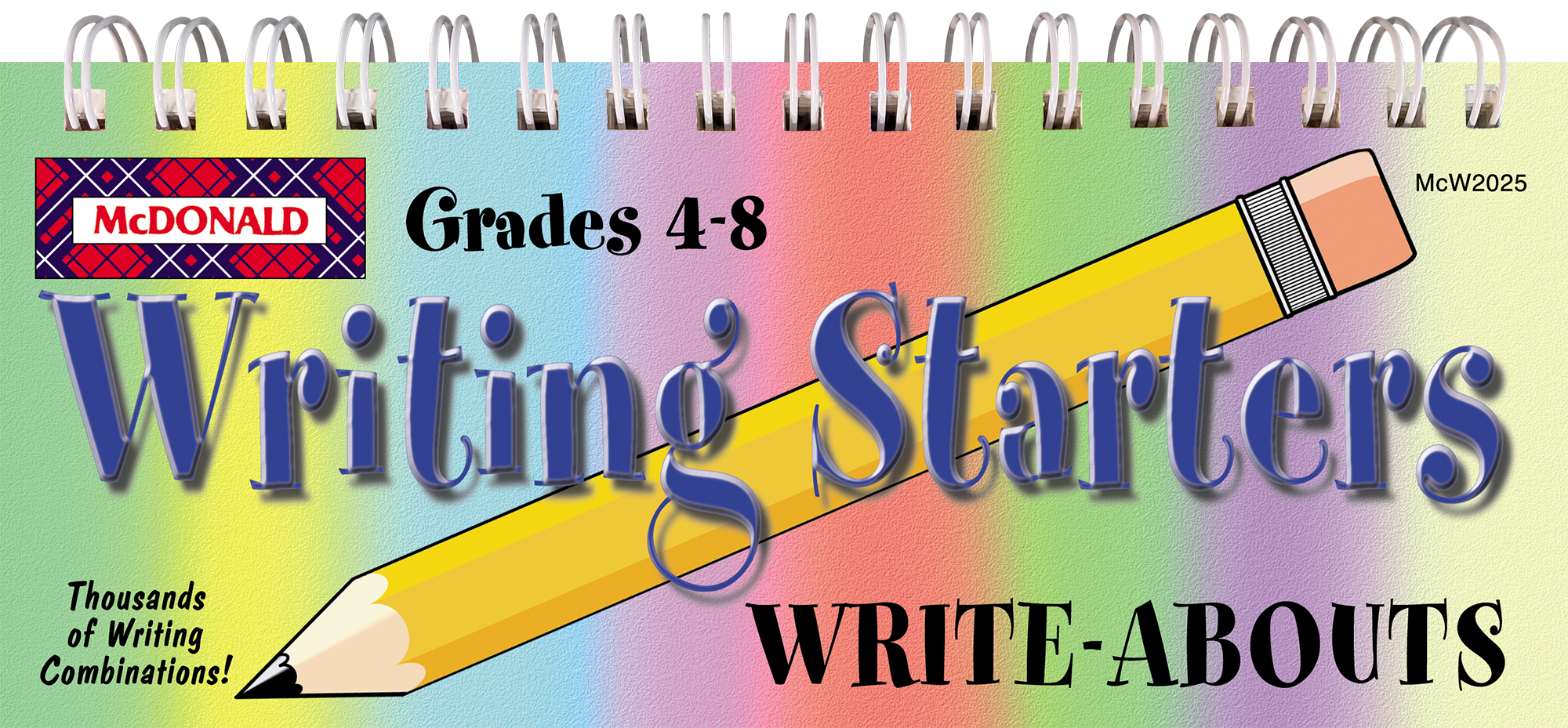 Writing Starters Write-Abouts (Gr. 4_8)