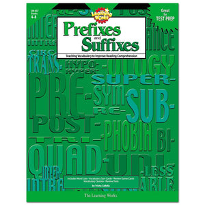 PREFIXES AND SUFFIXES GRADES 4-8