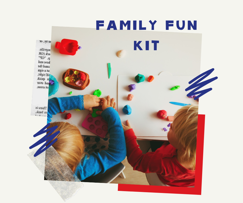Family Game Kit *Mega FUN