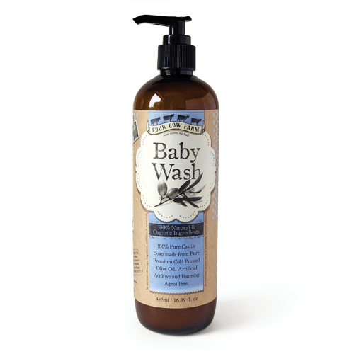 Baby Wash 485ml / 16.39 fl.oz