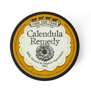 Calendula Remedy Balm (Large) 100g - Twin pack