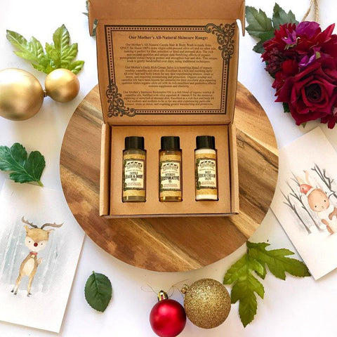 Mother's All-Natural Mini Gift Set (3 x 18ml)