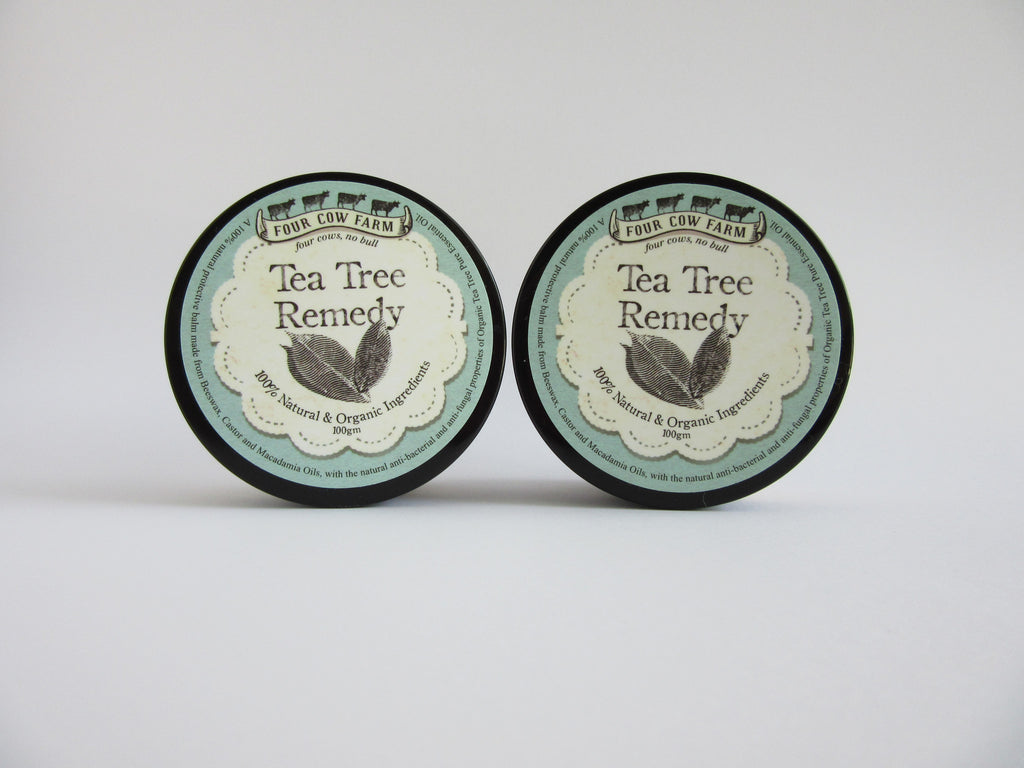 Tea Tree Remedy 100gm - Twin pack