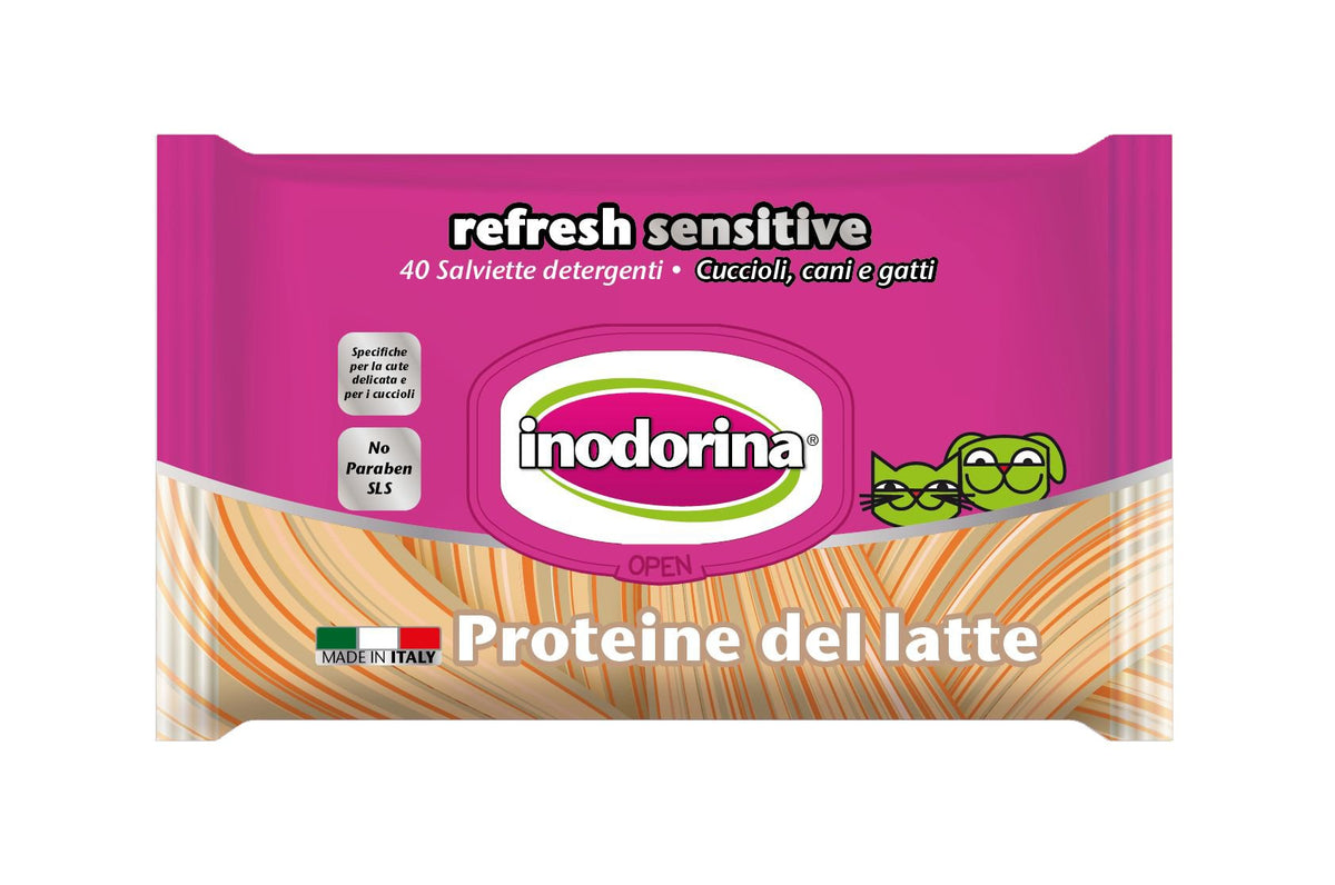 Inodorina Salv Sensitive  Acqua Mic 40pz