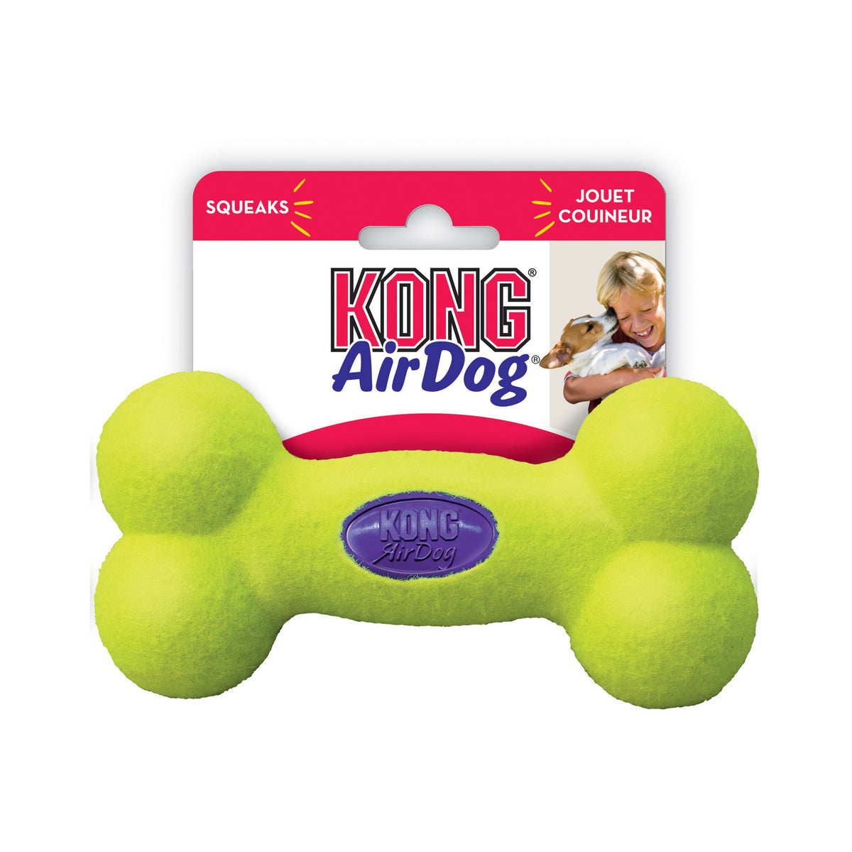 Kong Small Air Squeaker Bone