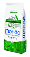 Monge Natural Superpremium secco cane NEW LINE MAXI ADULT POLLO
