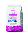 Monge Natural Superpremium secco cane NEW LINE X-SMALL PUPPY POLLO