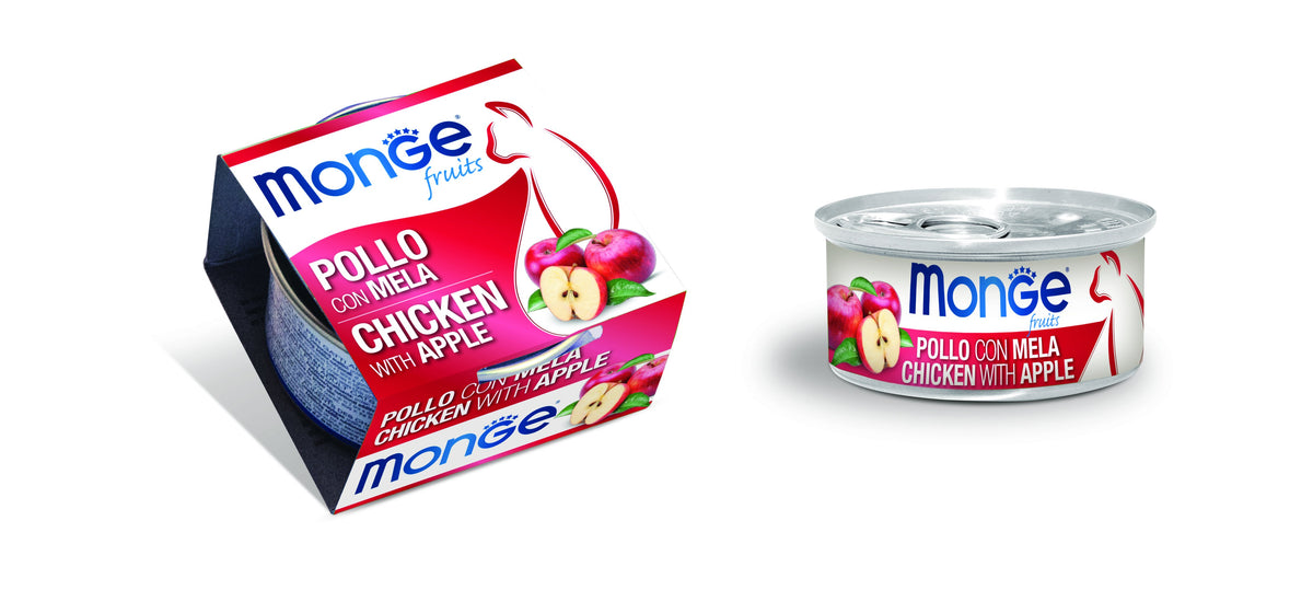 MONGE FRUITS 80g