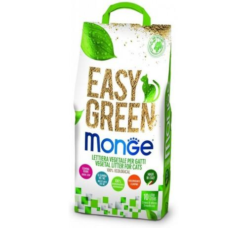 MONGE EASY GREEN Lettiera Vegetale 10L