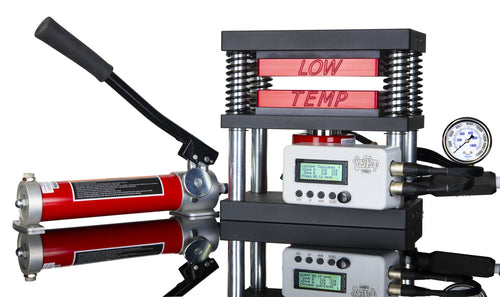 4x7 Lowtemp Press V2 w/ manual BVA pump included