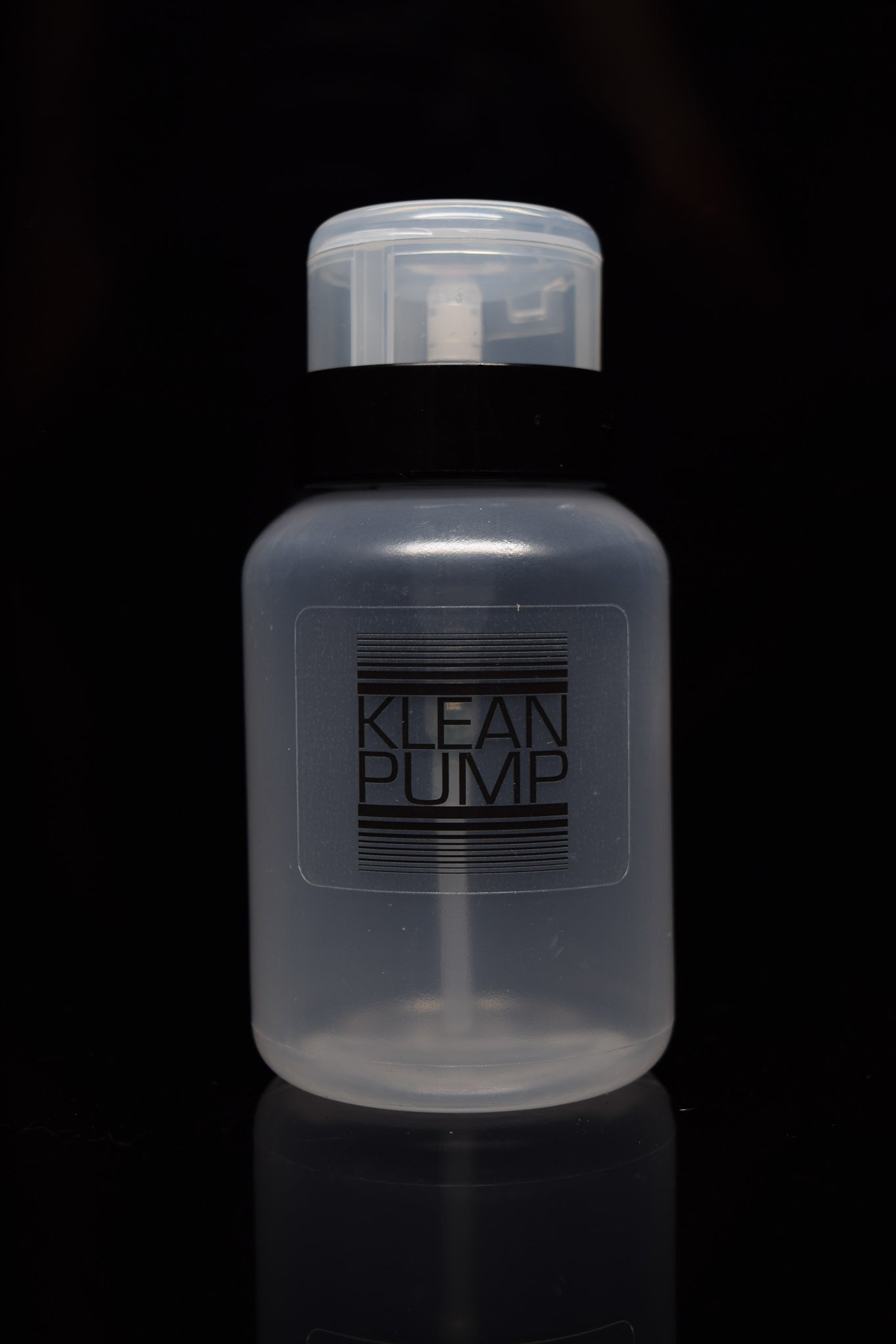 Klean Pump V1 7oz Travel Bottle