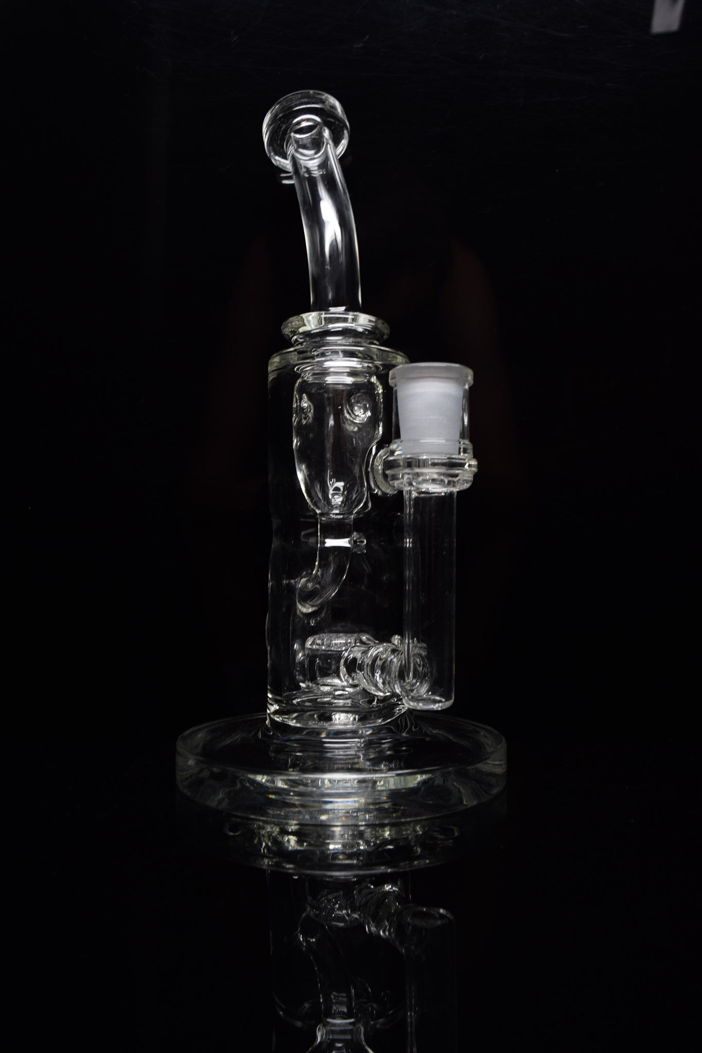 The Molecule 4 Arm QuadCycler Dab Rig - Flash Sale!