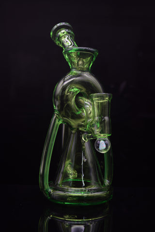 Wig-Wag Mini Tube w/ Matching Removable Downstem