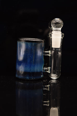 Small Glass Chillum